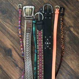 7 belts